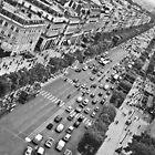 Avenue des Champs-Élysées by Roger McNally