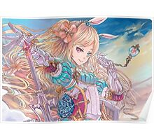 Force of Will - Alice, the Valkyrie of Fairy Tales Poster