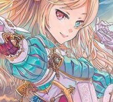 Force of Will - Alice, the Valkyrie of Fairy Tales Sticker