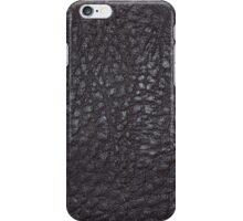 Worn Textured Leather iPhone Case/Skin