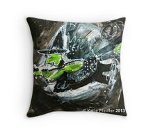 Pendle Hill Witch #9 Throw Pillow