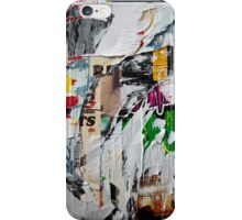 Poster 1 iPhone Case/Skin