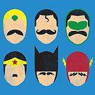 Mustache League of America by Jonah Block