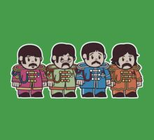 Mitesized Beatles Kids Clothes