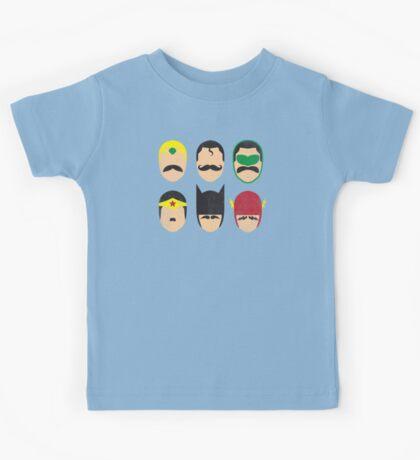 Mustache League of America Kids Clothes
