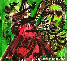 Pendle  Hill Witch #2 by Kater