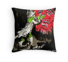 Pendle Hill Witch #1 Throw Pillow