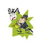Ska rythm! by RFlores