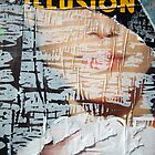 Poster illusion by PASLIER Morgan