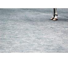 Lone guard Photographic Print