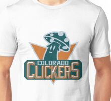Colorado Clickers - The Last of Us Unisex T-Shirt