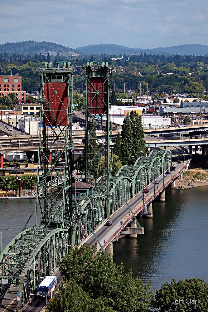 Hawthorne Bridge by Jeff Clark