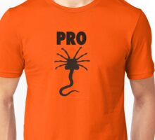 FACE HUGGER ALIEN PRO ABORTION Unisex T-Shirt