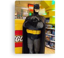 Batman Lego, FAO Schwarz Toy Store, New York City Canvas Print