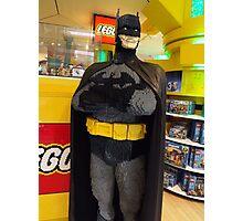 Batman Lego, FAO Schwarz Toy Store, New York City Photographic Print