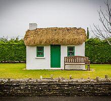 Cottage - Ireland by DanButlerPhoto