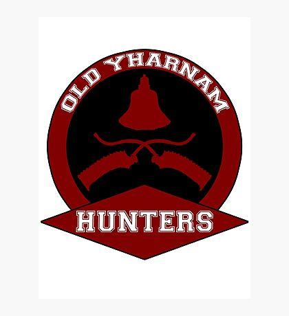 Old Yharnam Hunters - Bloodborne Photographic Print