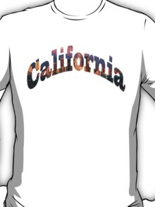 California t-shirt T-Shirt