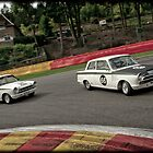 Ford Lotus-Cortina Mk1 by Paul Peeters