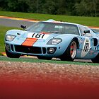 Ford GT40 by Paul Peeters