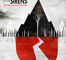 Sleeping with sirens ipad case by Annyyaa