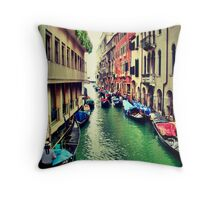 Venice, Italy Throw Pillow