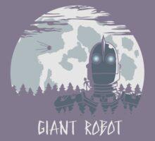 Giant Robot Kids Clothes