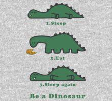 Sleep, Eat, Sleep by Sam Mobbs