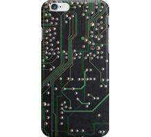 Electronic Circuit Board iPhone Case/Skin