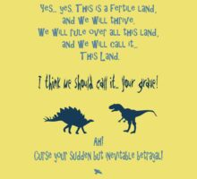 curse your sudden but inevitable betrayal, firefly, blue Kids Tee