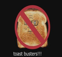 Toast Busters!! by sophicidal