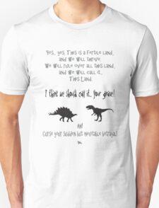 curse your sudden but inevitable betrayal, firefly, grey T-Shirt