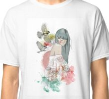 In the company of birds Classic T-Shirt