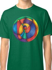 Fiesta Mandala Full-Color T-Shirt Classic T-Shirt