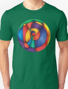 Fiesta Mandala Full-Color T-Shirt T-Shirt