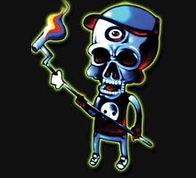 Kalakita Vandal skull Unisex T-Shirt