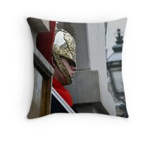 Guard Throw Pillow