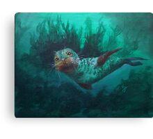 Seal Canvas Print