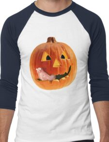 'YOU WANT SCARY, I'LL GIVE YOU SCARY'! Men's Baseball ¾ T-Shirt