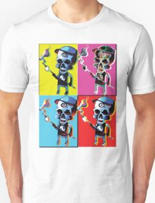 color skulls (kalakitas) T-Shirt