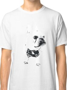 GEORGE the Korean-American French Bulldog Classic T-Shirt