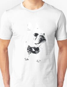 GEORGE the Korean-American French Bulldog Unisex T-Shirt