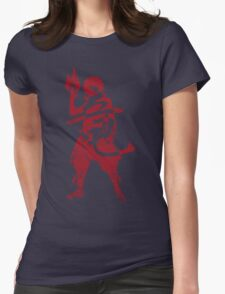 Fairy Tail - Natsu Dragneel Womens Fitted T-Shirt
