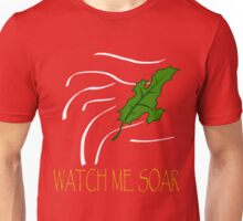 Watch Me Soar (With Text! oooo) Unisex T-Shirt