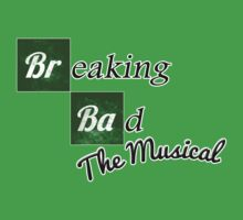 Breaking Bad (The Musical) T-Shirt