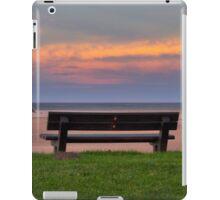 LOSSIEMOUTH - SUNDOWN SEAT iPad Case/Skin
