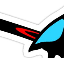 New Mexico Road Runner Sticker