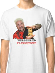 Guy Fieri Sliders Classic T-Shirt