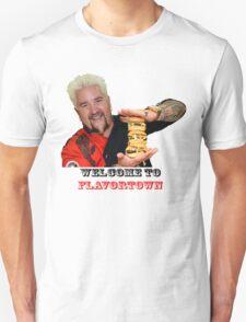 Guy Fieri Sliders T-Shirt