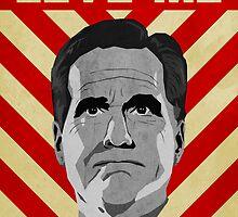 Love Me Romney by Bas van Oerle